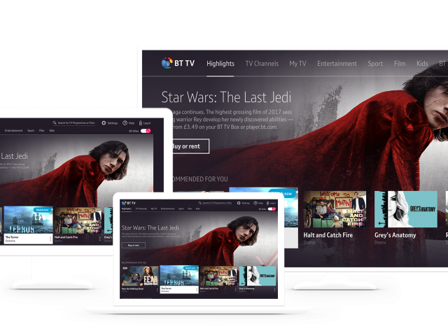 BT TV adopts Telestream Vantage for enhanced multiscreen OTT media processing